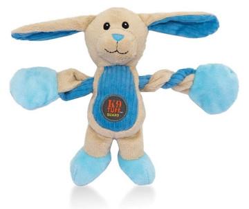 Petstages Pulleezz Bunny Игрушка -перетяжка с пищалками