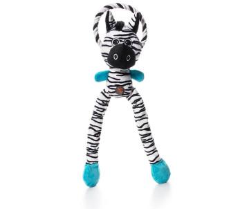 Petstages Thunda Tugga Leggy Zebra Зебра