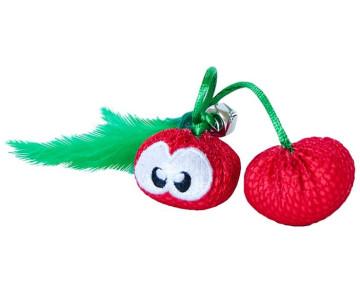 Petstages Dental Cherries Игрушка для котов