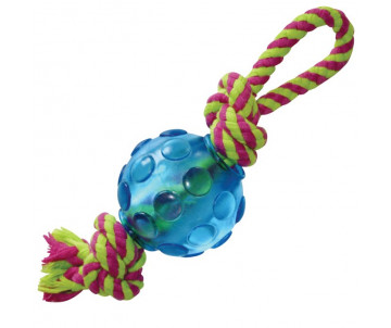 Petstages Mini Orka Ball мячик с канатом