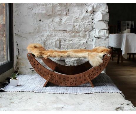 КІТ-ПЕС by smartwood Лежанка для кошек/собак