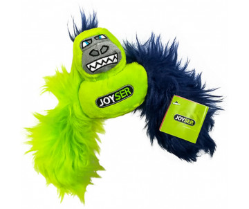 Joyser Squad Mini Gorilla ГОРИЛЛА мягкая игрушка с пищалкой