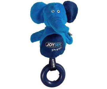 Joyser Puppy Elephant with Ring СЛОН С КОЛЬЦОМ мягкая игрушка с пищалкой для щенков