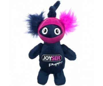 Joyser Puppy Squirrel with Helmet БЕЛКА В ШЛЕМЕ мягкая игрушка с пищалкой для щенков