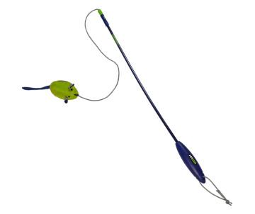 Joyser Cat Teaser Mouse МЫШКА дразнилка со звуковым чипом