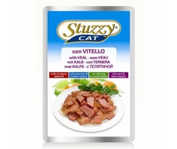 Stuzzy Cat Veal