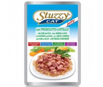 Stuzzy Cat Ham Veal