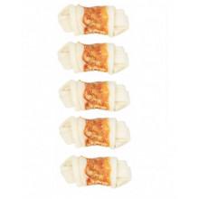 Trixie DENTAfun Кость для чистки зубов с курицей