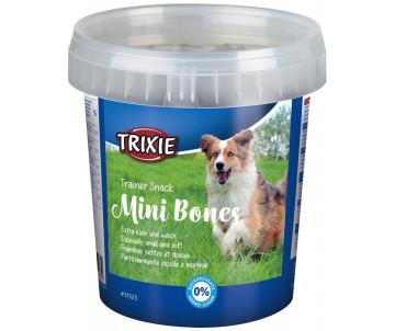 Trixie Mini Bones Витамины для собак Ведро пластик