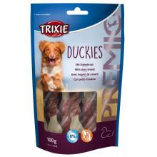 Trixie PREMIO Duckies утка/кальц.кость