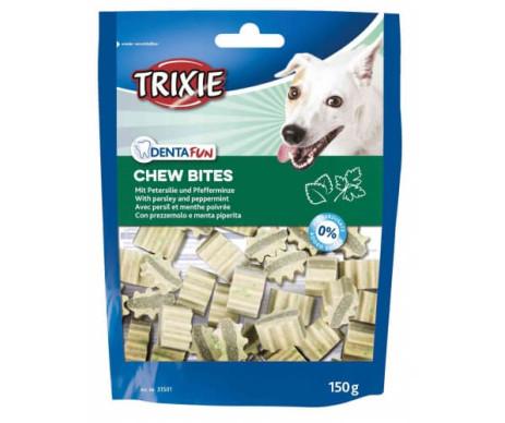 Trixie Denta Fun Chew Bites с петрушкой и мятой