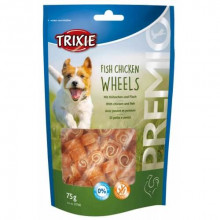 Trixie PREMIO Fish Chicken Wheels курица/рыба