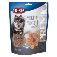 Trixie PREMIO 4 Meat Minis с курицей, уткой, говядиной и бараниной