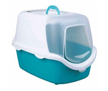 Trixie Vico Easy Clean Туалет с дверью закрытый для котов