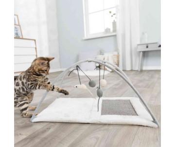 Trixie Коврик игровой для котов с царапкой