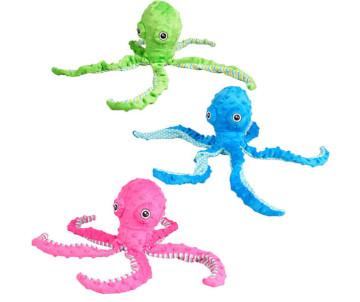 Flamingo Bubbly Plush Octopus игрушка для собак