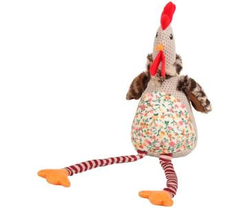 Flamingo Macy Chicken мягкая игрушка для собак