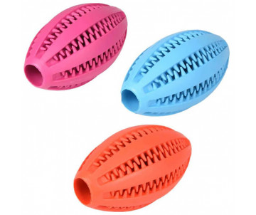 Flamingo Dental Rugby Ball РЕГБІ БОЛ игрушка для собак
