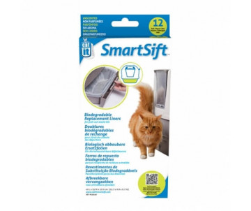 Catit Smart Sift Сменные пакеты для туалета биоразлагаемые