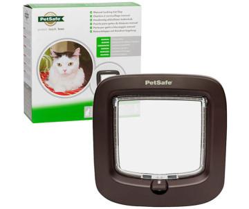 PetSafe Staywell Manual-Locking Cat Flap дверца с механическим замком для котов