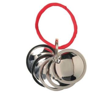 Trixie Брелок c металлическими дисками для тренировок