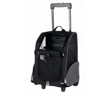 Trixie T-Bag Trolley Сумка-рюкзак для собак на колесах