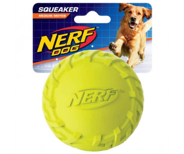 Hagen NERF Tire Squeak Ball Игрушка для собак S