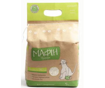 Мафин Премиум Наполнитель мелкий для кошачьих туалетов