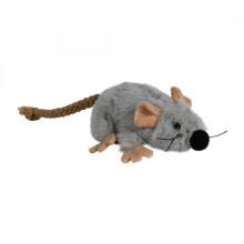Trixie Мышка серая с мятой плюш
