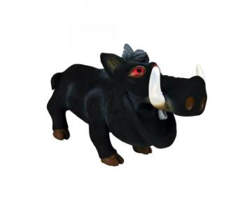 Trixie Дикий кабан с пищалкой латексная игрушка