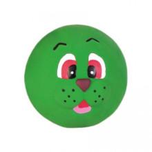 Trixie Faces с пищалкой латексная игрушка