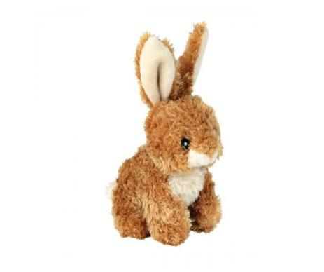 Trixie Кролик с пищалкой Плюшевая игрушка
