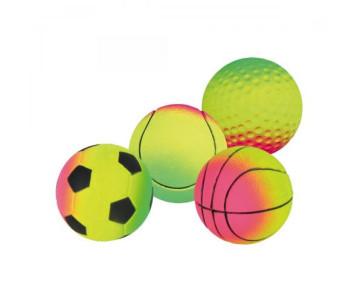 Trixie Мячик вспененная резина игрушка для собак