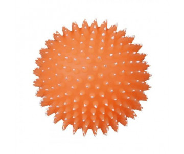Trixie Мяч-ёж с пищалкой светящийся