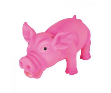 Trixie Piglet с пищалкой латексная игрушка
