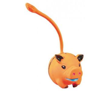 Trixie круглая с хвостом латексная игрушка