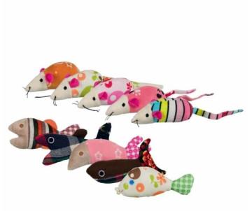 Trixie Мышка+Рыбка
