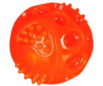 Trixie Мяч мигающий игрушка для собак
