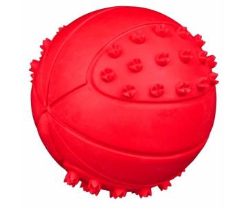 Trixie Мяч с пищалкой игрушка для собак