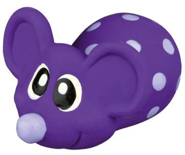 Trixie Mouse с пищалкой латексная игрушка