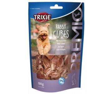 Trixie PREMIO Rabbit Cubes Лакомство для собак с уткой