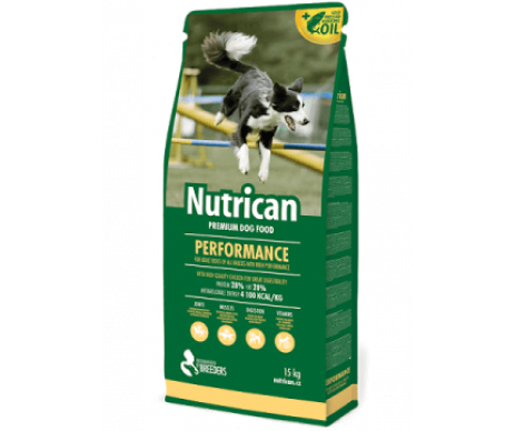 Nutrican Dog Adult Performance Chicken