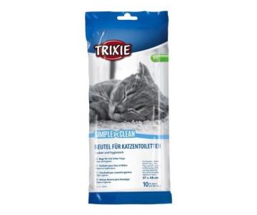 Trixie Simple'n'Clean Пакеты уборочные для кошачьих туалетов