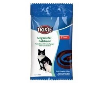Trixie Биологический ошейник против блох и клещей для кошек 35 см