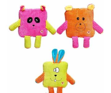 GimDog mini cuddly cubes Игрушка Мордочки для собак