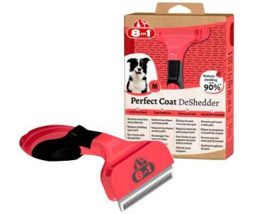 8in1 Perfect Coat Дешеддер для вычесывания собак