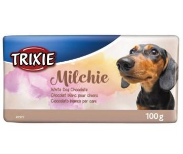 Trixie Milchie Шоколад для собак, белый