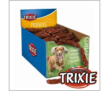 Trixie Сосиски с мясом бизона