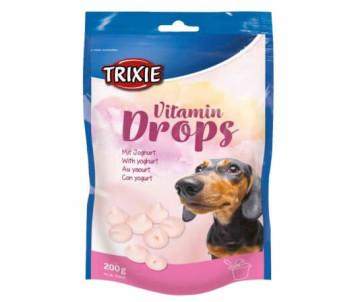Trixie Vitamin Drops витамины йогурт