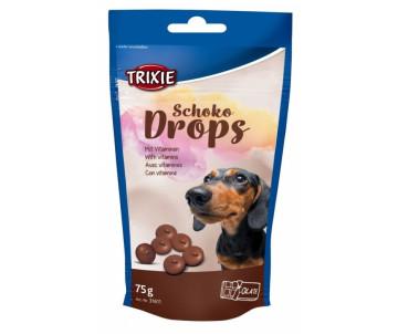Trixie SCHOKO DROPS витаминные дропсы со вкусом шоколада